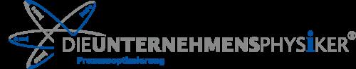 Die Unternehmensphysiker Prozessoptimierung Logo